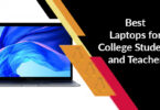 Best Laptops for College Students and Teachers