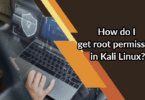 How do I get root permission in Kali Linux?